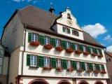 Radnice v městečku Weil der Stadt