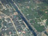 Řeka ve městě Lagos