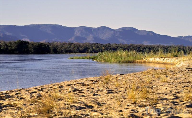 Fotka, Foto Řeka Zambezi (Zambie)