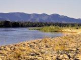 Řeka Zambezi