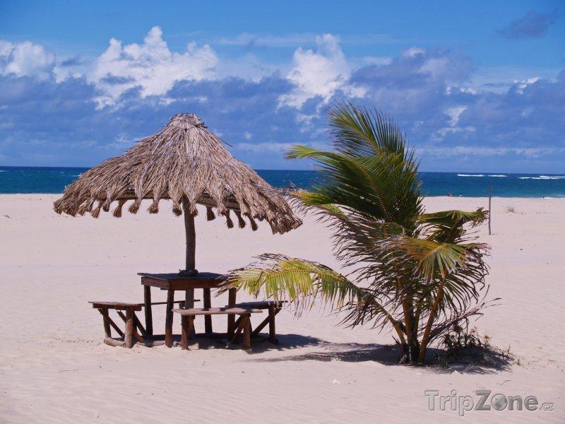 Fotka, Foto Relax na ostrově Benguerra (Mosambik)