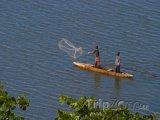 Rybáři v akci
