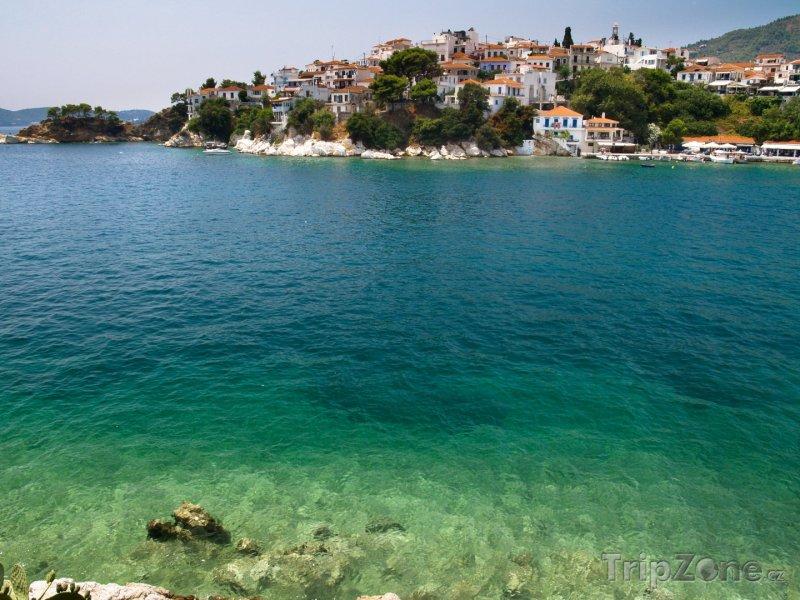 Fotka, Foto Skiathos (Řecko)