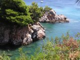 Skopelos, Stayflos Bay