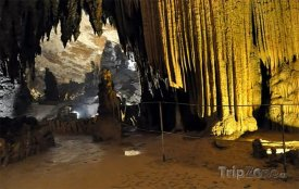 Slovinsko, Škocjanské jeskyně