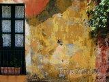 Starý dům ve městě Colonia del Sacramento