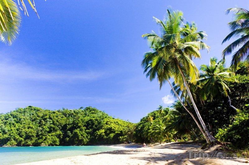Fotka, Foto Tobago, Englishman's Bay (Trinidad a Tobago)