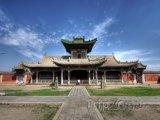 Ulánbátar, Zimní palác