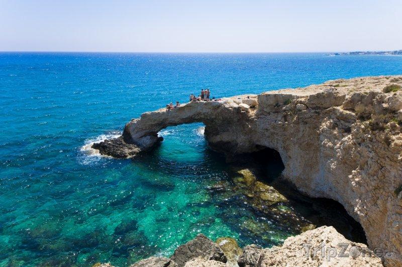 Fotka, Foto Útes v Ayia Napa (Kypr)