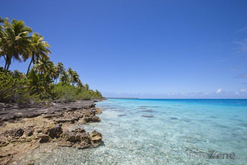Fotka, Foto Útesy na pobřeží (Madagaskar)