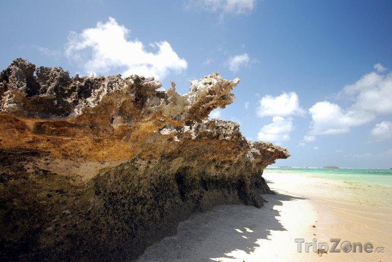 Fotka, Foto Útesy v zálivu Sakalava (Madagaskar)