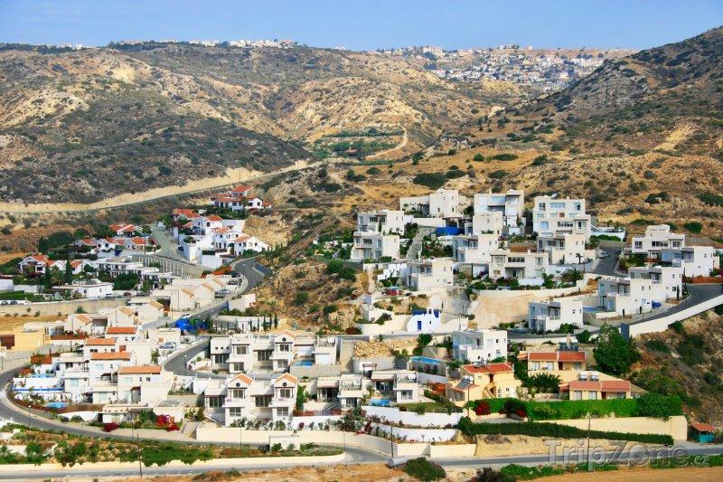 Fotka, Foto Vesnice Pissouri (Kypr)
