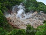 Vulkán Sulphur Springs