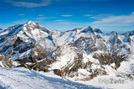 Weissmies, Walliské Alpy