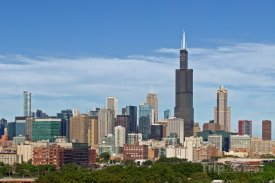 Willis Tower v Chicagu