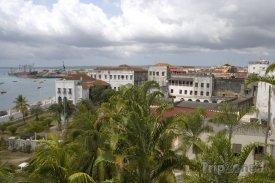 Zanzibar, panorama města