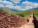 Zeď ve Svatém údolí
