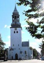 Aalborg, katedrála Budolfi Domkirke