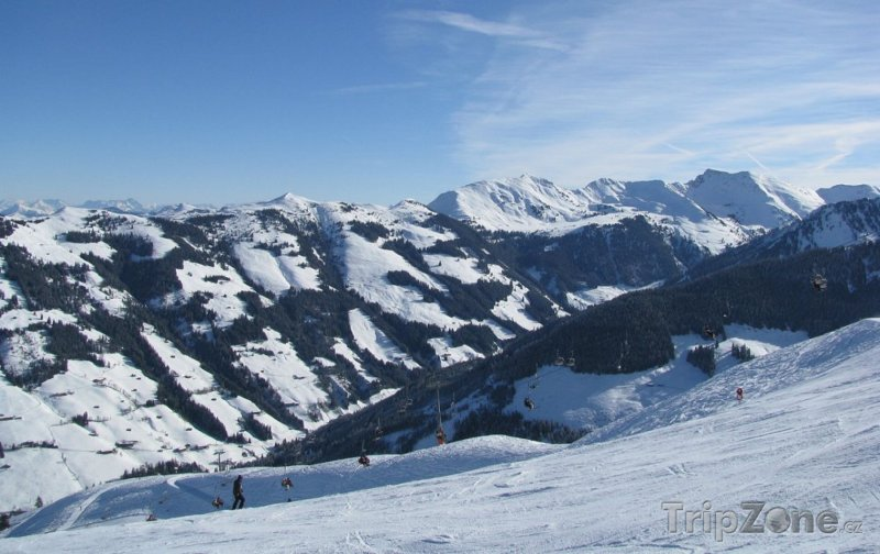 Fotka, Foto Alpbachtal, sjezdovka