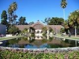 Balboa Park, botanická zahrada