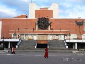 Balti, Divadlo Vasila Alecsandriho
