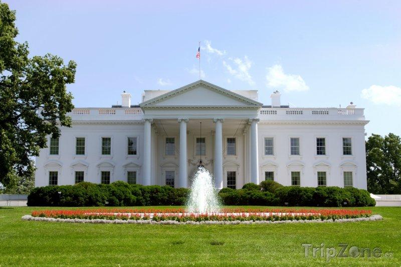 Fotka, Foto Bílý dům (Washington D.C., USA)