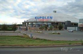 Borlänge, obchodní centrum Kupolen