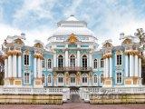 Carské Selo (Puškin), pavilon v Kateřinské zahradě
