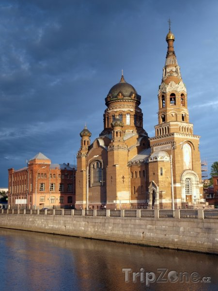 Fotka, Foto Chrám Obrození Krista (Petrohrad, Rusko)