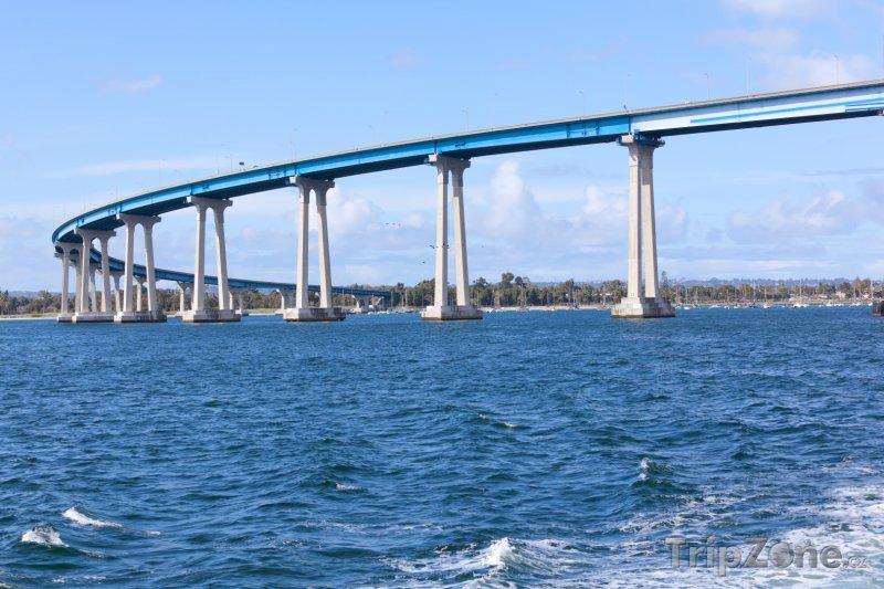 Fotka, Foto Coronado Bridge (San Diego, USA)