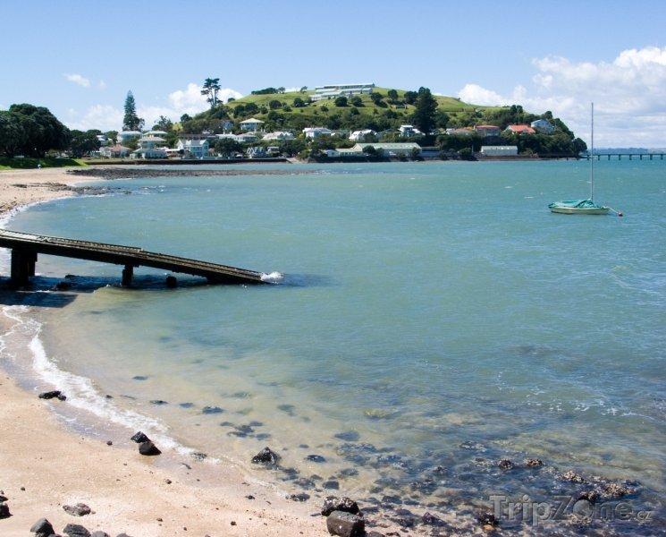 Fotka, Foto Devonport Beach (Auckland, Nový Zéland)