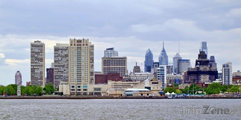 Fotka, Foto Filadelfské mrakodrapy (Filadelfie, USA)