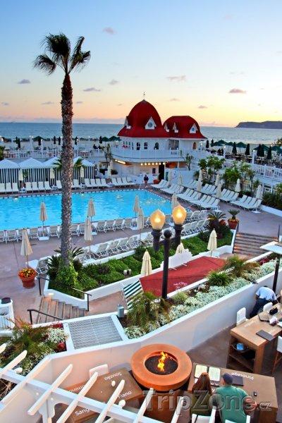 Fotka, Foto Hotel del Coronado (San Diego, USA)