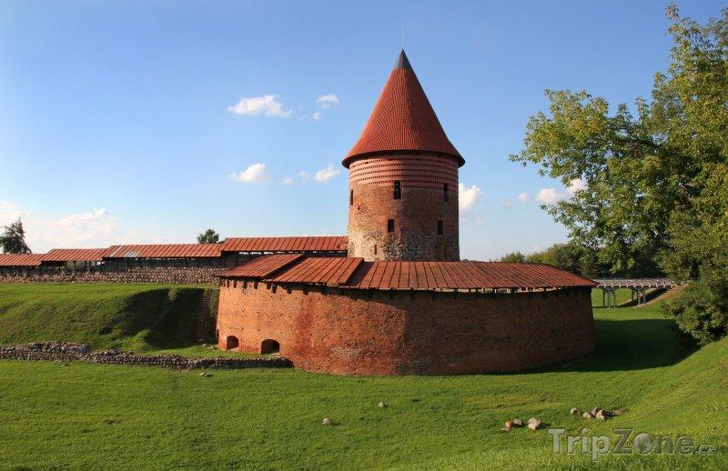 Fotka, Foto Hrad v Kaunasu (Litva)