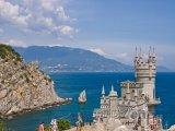 Jalta, zámek Vlaštovčí hnízdo