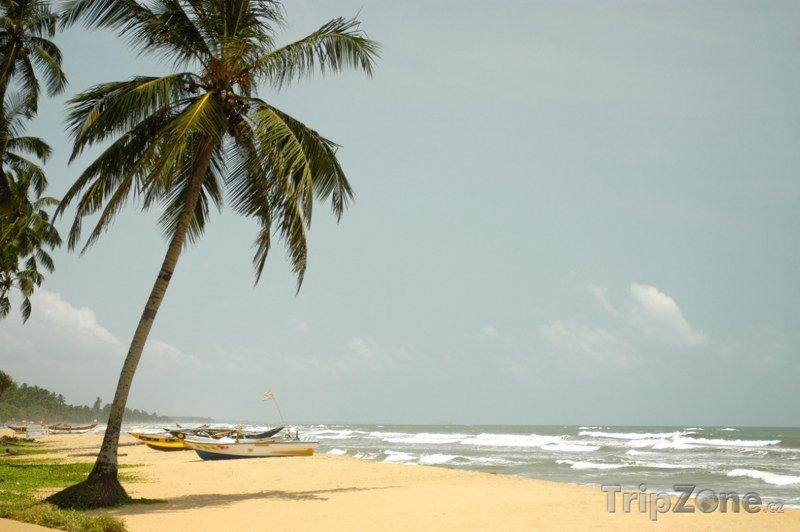 Fotka, Foto Kalutara, pláž