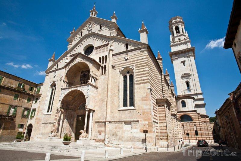 Fotka, Foto Katedrála Duomo di Verona (Verona, Itálie)