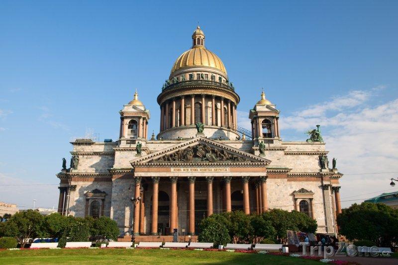 Fotka, Foto Katedrála svatého Izáka (Petrohrad, Rusko)