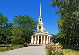 Katedrála v Dněpropetrovsku