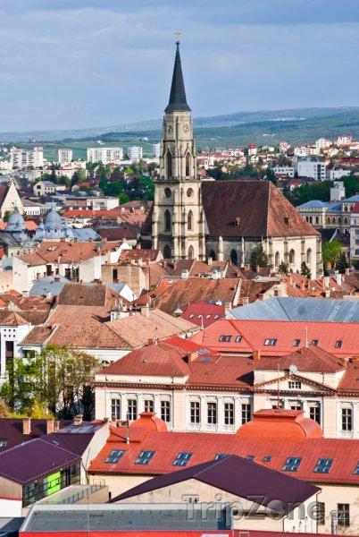 Fotka, Foto Kluž, kostel Svatého Michala (Rumunsko)