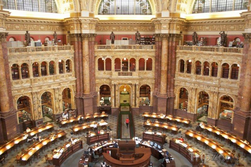 Fotka, Foto Knihovna Kongresu (Washington D.C., USA)
