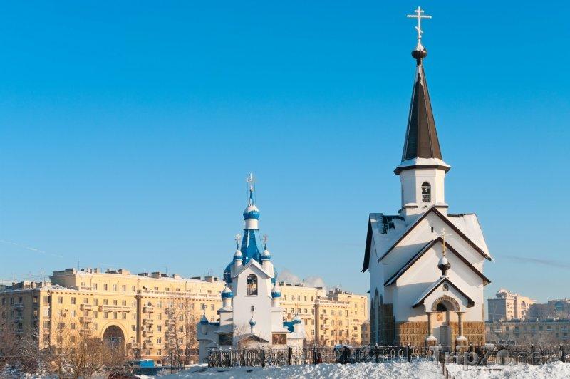 Fotka, Foto Kostel Narození Ježíše Krista (Petrohrad, Rusko)