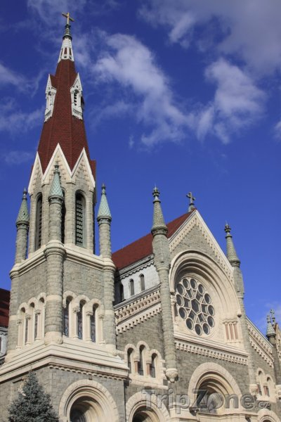 Fotka, Foto Kostel Sv. Františka Xaverského (Filadelfie, USA)