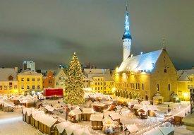 Krásný vánoční trh