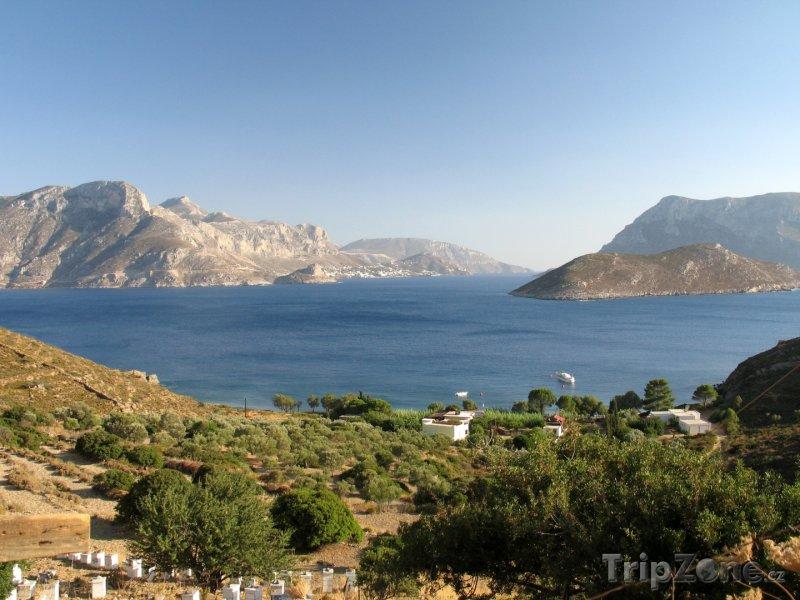 Fotka, Foto Letovisko Telendos (Řecko)