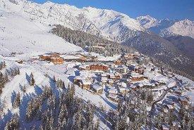 Lyžařské středisko La Rosière