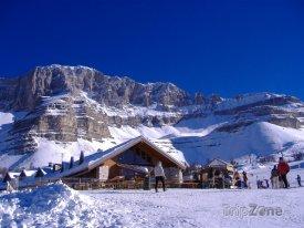 Lyžařské středisko Madonna di Campiglio