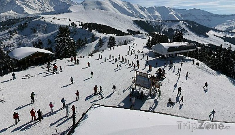 Fotka, Foto Lyžařské středisko Megève