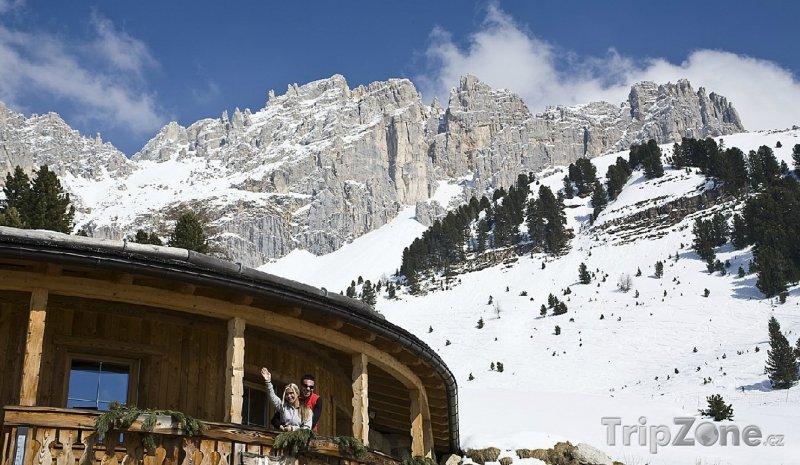 Fotka, Foto Lyžařské středisko Obereggen