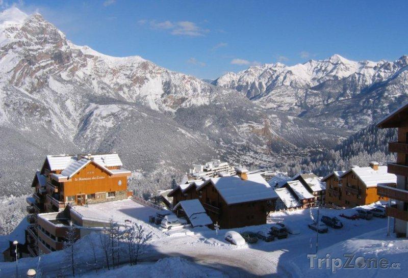 Fotka, Foto Lyžařský rezort Puy Saint Vincent
